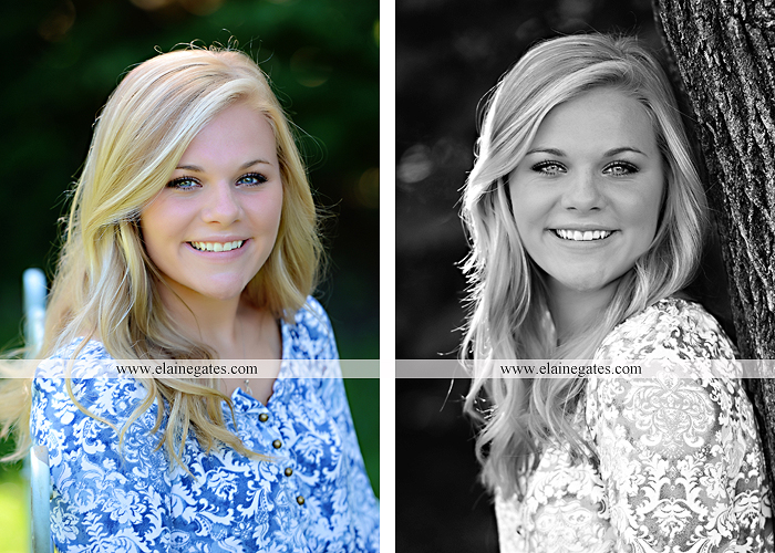 Mechanicsburg Central PA senior portrait photographer outdoor grass formal tree water stream creek fence field american flag usa ford pickup truck road brick wall stone wall wildflowers wooden swing 21