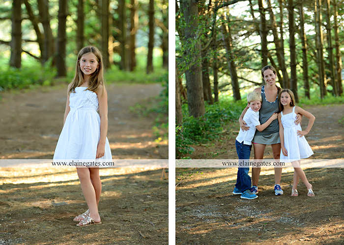 Mechanicsburg Central PA family portrait photographer outdoor girls boy sunflowers field forest trees path father mother cousins brother sister sisters siblings gf 13