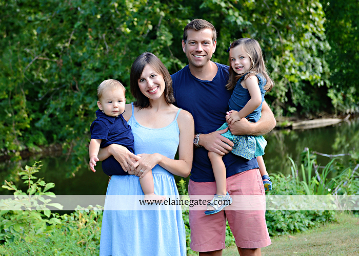 Mechanicsburg Central PA family portrait photographer outdoor mother father sister parents children boy girl grandchildren toddler baby grass water creek stream sf 03
