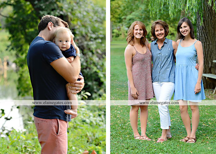 Mechanicsburg Central PA family portrait photographer outdoor mother father sister parents children boy girl grandchildren toddler baby grass water creek stream sf 12
