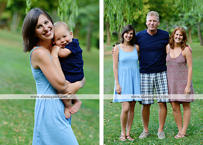 Mechanicsburg Central PA family portrait photographer outdoor mother father sister parents children boy girl grandchildren toddler baby grass water creek stream sf 15