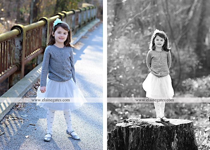 Mechanicsburg Central PA family portrait photographer outdoor girl daughter husband wife father mother trees forest covered bridge stump rustic bridge road kb 6