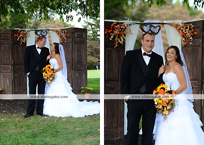 The Clubs at Colonial Ridge wedding photographer central pa harrisburg dark red orange J&S Events Garden Bouquet Alfred Angelo Men's Wearhouse David's Bridal Abe Presman Jeweler 24