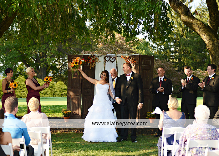 The Clubs at Colonial Ridge wedding photographer central pa harrisburg dark red orange J&S Events Garden Bouquet Alfred Angelo Men's Wearhouse David's Bridal Abe Presman Jeweler 33