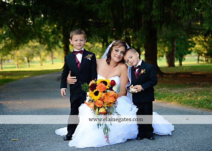 The Clubs at Colonial Ridge wedding photographer central pa harrisburg dark red orange J&S Events Garden Bouquet Alfred Angelo Men's Wearhouse David's Bridal Abe Presman Jeweler 35