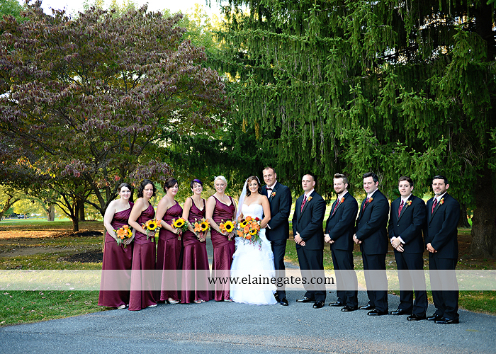 The Clubs at Colonial Ridge wedding photographer central pa harrisburg dark red orange J&S Events Garden Bouquet Alfred Angelo Men's Wearhouse David's Bridal Abe Presman Jeweler 39