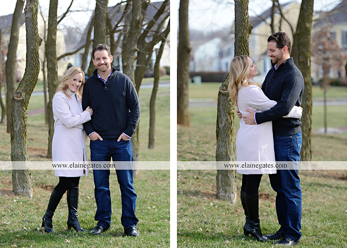 Mechanicsburg Central PA engagement portrait photographer outdoor grass trees stone path hug holding hands rocks az 2 (1)