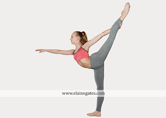 Mechanicsburg Central PA teenager portrait photographer indoor studio girl ballet dance posing headshot jw 2
