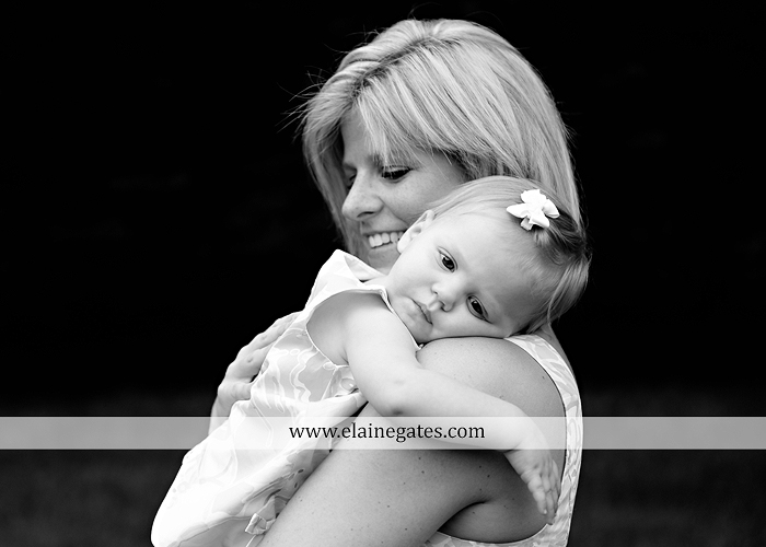 Mechanicsburg Central PA baby child portrait photographer girl outdoor indoor mom mother bench one year old birthday tutu balloons banner cake smash eat jt 3