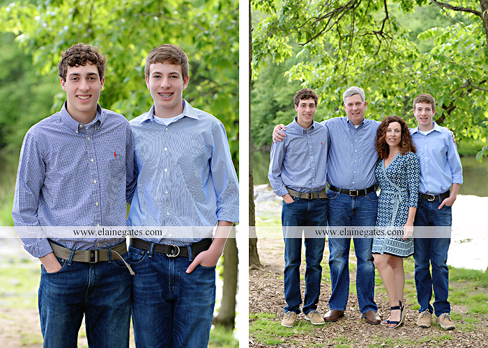 Mechanicsburg Central PA senior portrait photographer outdoor boy guy family brothers mom dad trees path field grass covered bridge messiah college track cross country running athlete at 01