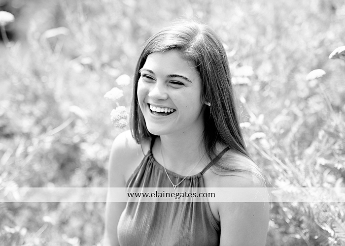 mechanicsburg-central-pa-senior-portrait-photographer-outdoor-girl-female-formal-swing-tree-hammock-grass-wildflowers-field-water-creek-stream-rocks-fallen-tree-kl-06