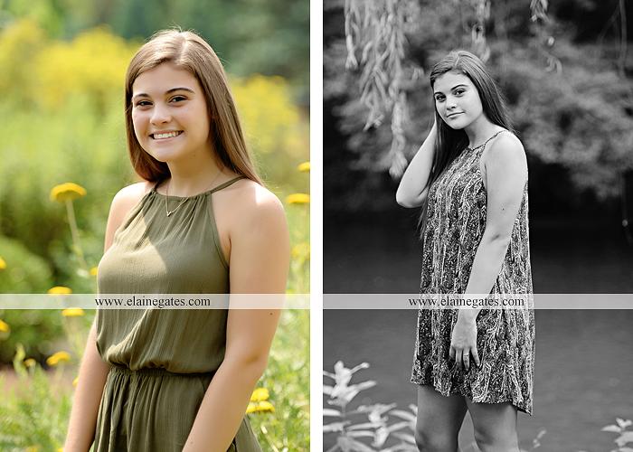 mechanicsburg-central-pa-senior-portrait-photographer-outdoor-girl-female-formal-swing-tree-hammock-grass-wildflowers-field-water-creek-stream-rocks-fallen-tree-kl-08