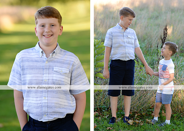 mechanicsburg-central-pa-kids-children-portrait-photographer-outdoor-boys-brothers-grass-field-fence-water-creek-stream-road-jbc-05