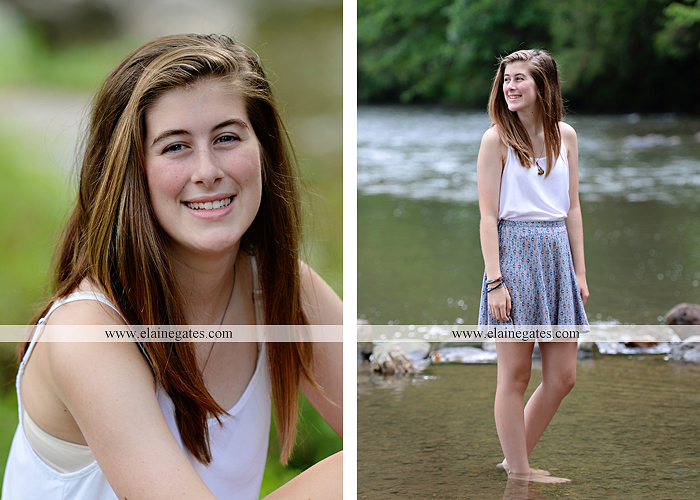 mechanicsburg-central-pa-senior-portrait-photographer-outdoor-female-girl-field-road-fence-tree-creek-stream-water-rocks-wp-7