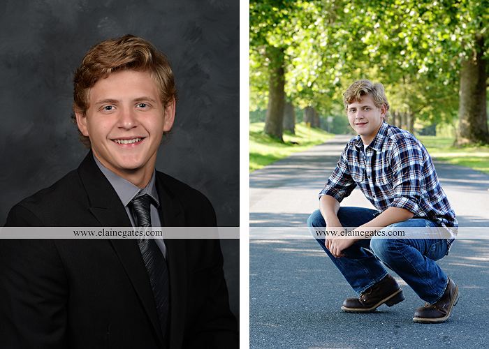 mechanicsburg-central-pa-senior-portrait-photographer-outdoor-male-guy-formal-road-field-tree-fence-rugby-rock-water-creek-stream-pickup-truck-fishing-rod-aw-01