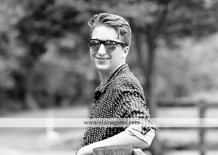 mechanicsburg-central-pa-senior-portrait-photographer-outdoor-male-guy-formal-road-field-water-creek-stream-tree-fence-drumsticks-sunglasses-rocks-rw-6