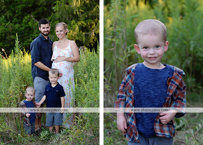 mechanicsburg-central-pa-portrait-photographer-maternity-outdoor-mother-father-sons-field-water-lake-dock-path-canoe-hug-kiss-baby-bump-nk-02
