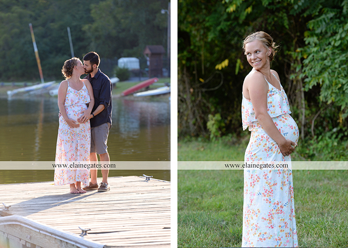mechanicsburg-central-pa-portrait-photographer-maternity-outdoor-mother-father-sons-field-water-lake-dock-path-canoe-hug-kiss-baby-bump-nk-04