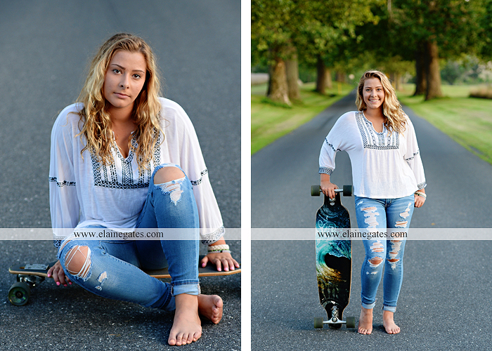 mechanicsburg-central-pa-senior-portrait-photographer-outdoor-female-girl-formal-hammock-grass-train-tracks-road-field-fence-tree-water-creek-stream-rocks-lacrosse-stick-longboard-ho-13